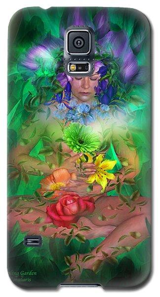 The Healing Garden Galaxy S5 Case