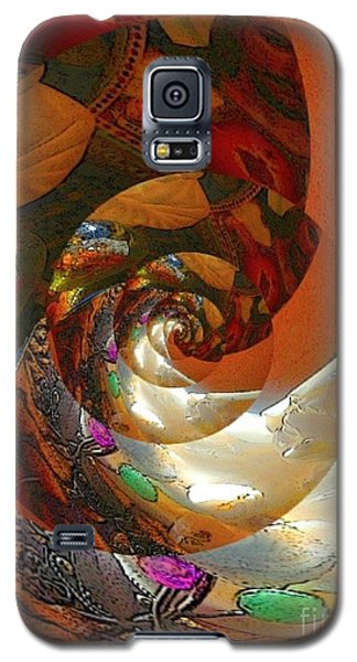 The Heart Of Christ Galaxy S5 Case by Karen Newell