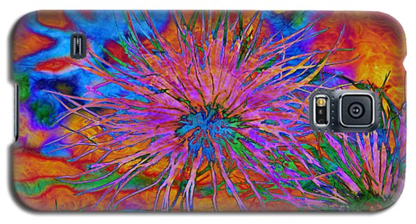 The Heart Of The Matter.. Galaxy S5 Case by Jolanta Anna Karolska