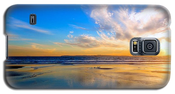The Heaven's Declare His Glory Galaxy S5 Case by Margie Amberge