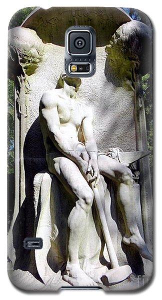 The Henry Villard Memorial Galaxy S5 Case by Ed Weidman