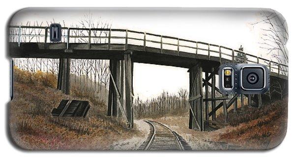 The High Bridge Galaxy S5 Case by Ferrel Cordle