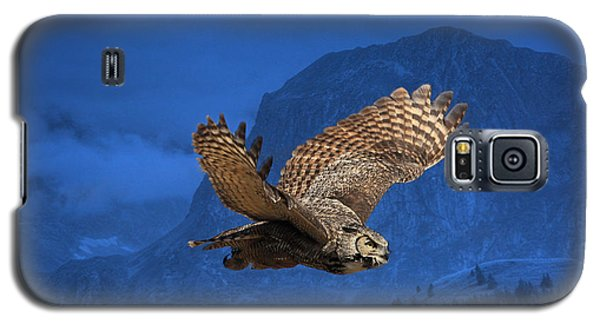 The High Country Galaxy S5 Case