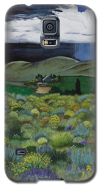 The High Desert Storm Galaxy S5 Case by Jennifer Lake