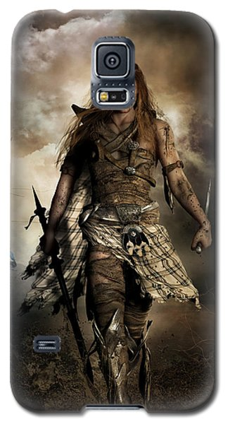The Highlander Galaxy S5 Case