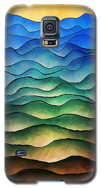 The Hills Are Alive Galaxy S5 Case