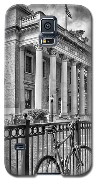 The Hippodrome Theatre Galaxy S5 Case by Howard Salmon