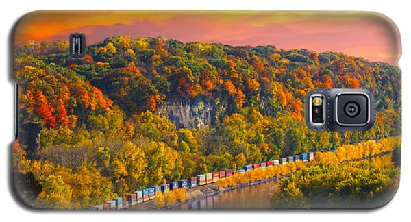 The Hobo Train Up The Mississippi Galaxy S5 Case