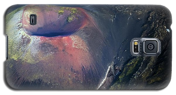 Galaxy S5 Case featuring the photograph The Hole by Gunnar Orn Arnason
