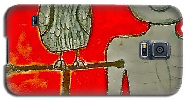 The Hollow Men 88 - Bird Galaxy S5 Case