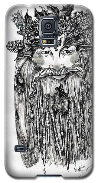 The Holly King Galaxy S5 Case