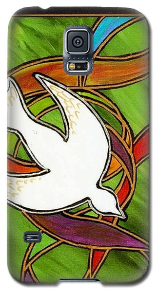 The Holy Spirit Galaxy S5 Case