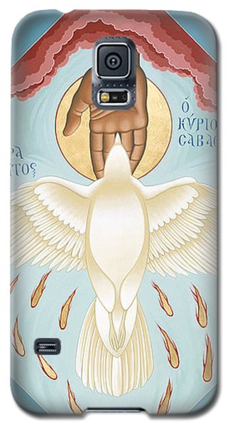 The Holy Spirit The Lord The Giver Of Life The Paraclete Sender Of Peace 093 Galaxy S5 Case