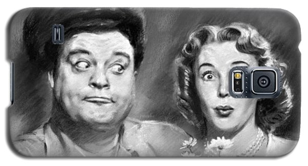 The Honeymooners Galaxy S5 Case
