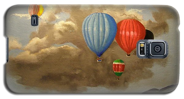 The Hot Air Balloon Galaxy S5 Case