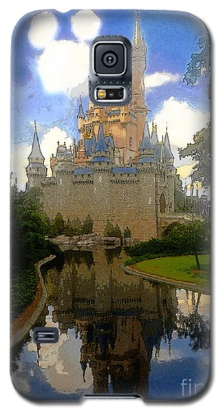 The House Of Cinderella Galaxy S5 Case