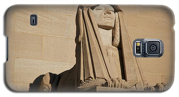 The House Of The Temple Sphinx #2 Galaxy S5 Case