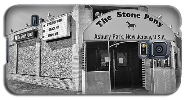 The House That Bruce Built - The Stone Pony Galaxy S5 Case by Lee Dos Santos