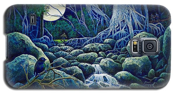 The Hunt For The Wolfman Galaxy S5 Case