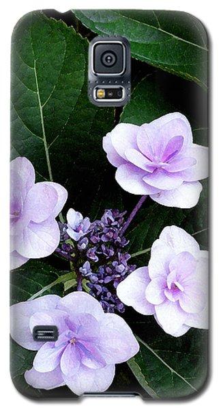 The Hydrangea  Galaxy S5 Case