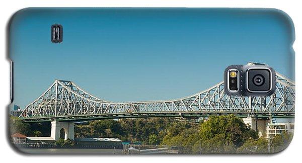 The Icon Of Brisbane - Story Bridge Galaxy S5 Case