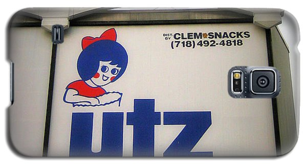 The Iconic Utz Sign Galaxy S5 Case
