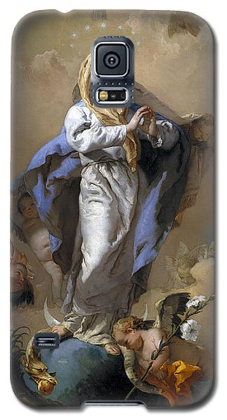 The Immaculate Conception Galaxy S5 Case