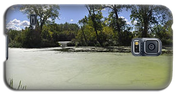The Indiana Wetlands Galaxy S5 Case by Verana Stark