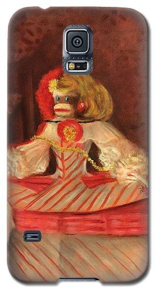 The Infant Margarita Galaxy S5 Case by Randy Burns