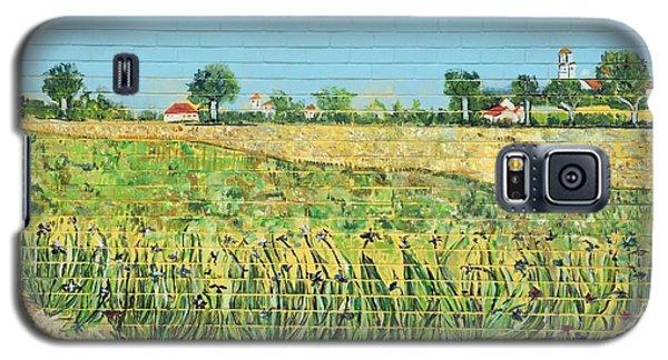 The Irises Of Macpherson Galaxy S5 Case by Belinda Low