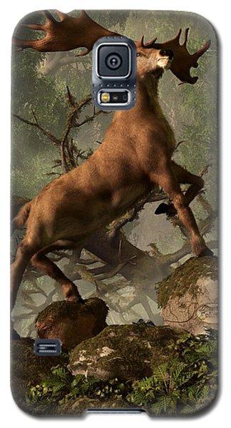 The Irish Elk Galaxy S5 Case