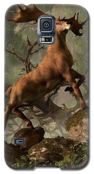 The Irish Elk Galaxy S5 Case