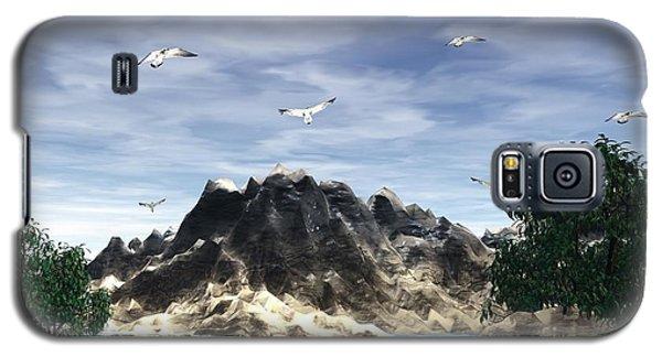 The Island Galaxy S5 Case by Jacqueline Lloyd
