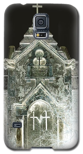 Galaxy S5 Case featuring the photograph The Italian Vault 2 by Terry Webb Harshman