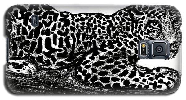 The Jaguar  Galaxy S5 Case