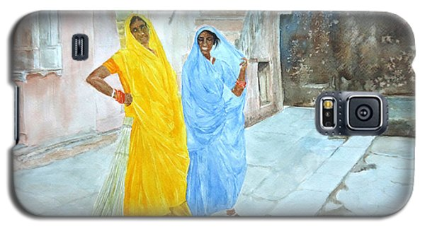 The Janitors Of Amber Fort Galaxy S5 Case