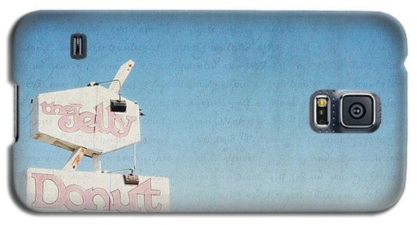 The Jelly Donut - California Galaxy S5 Case