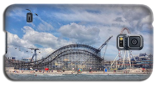 The Jersey Shore Galaxy S5 Case by Lori Deiter