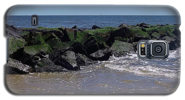 The Jetty Galaxy S5 Case by John Wartman