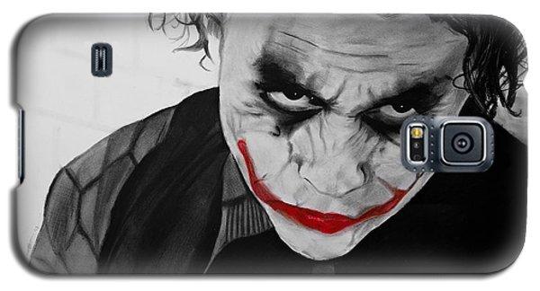 The Joker Galaxy S5 Case by Robert Bateman