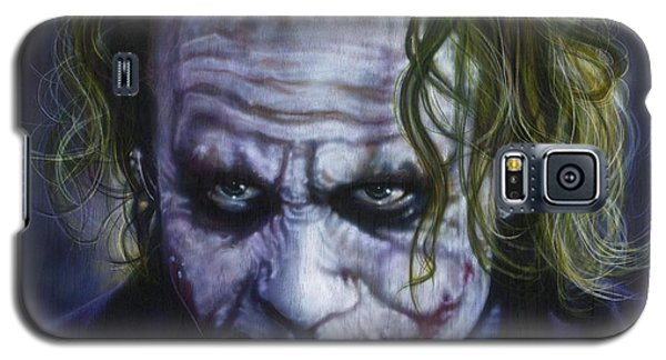 The Joker Galaxy S5 Case by Tim  Scoggins