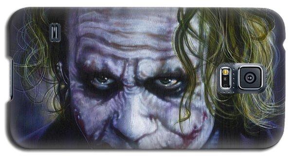 The Joker Galaxy S5 Case by Timothy Scoggins