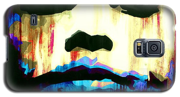 The Joker Why So Serious Galaxy S5 Case by Brad Jensen