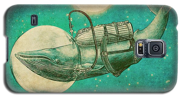 Whale Galaxy S5 Case - The Journey by Eric Fan