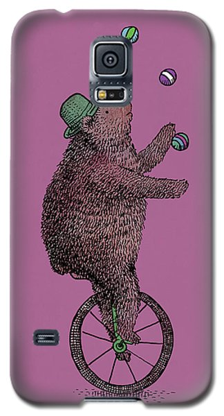 The Juggler Galaxy S5 Case by Eric Fan