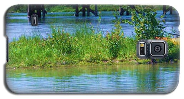 the Kayaks Galaxy S5 Case