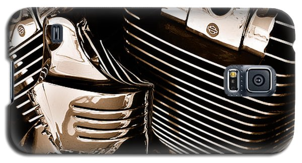 The King - Harley Davidson Road King Engine Galaxy S5 Case