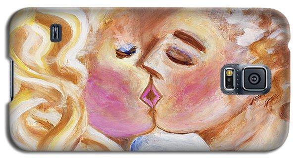 The Kiss Galaxy S5 Case