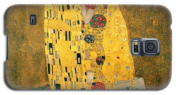 The Kiss Galaxy S5 Case by Gustive Klimt