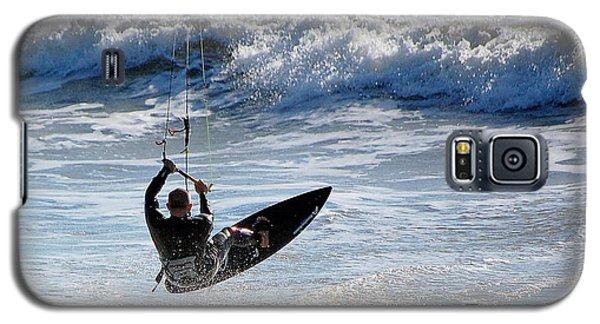 The Kite Surfer Galaxy S5 Case